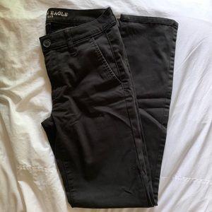 NEVER WORN American Eagle Khaki Pants